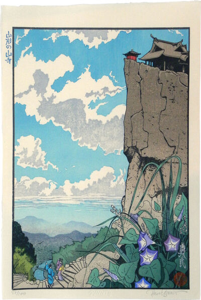 Paul Binnie, 'Famous Views of Japan: Mountain Temple in Yamagata', 2005