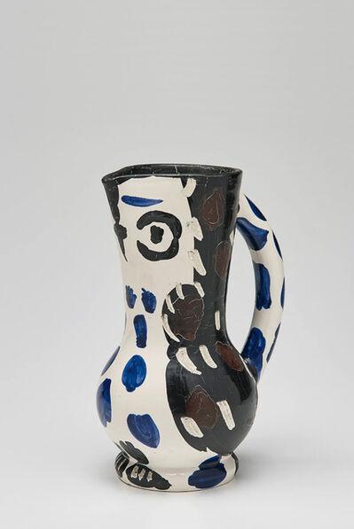 Pablo Picasso, ' Small Owl Jug (Petit pichet de hibou)', 1955
