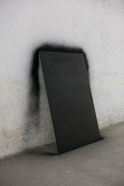 Charbel-joseph H. Boutros, 'Mirror enclosing its own reflection', 2011