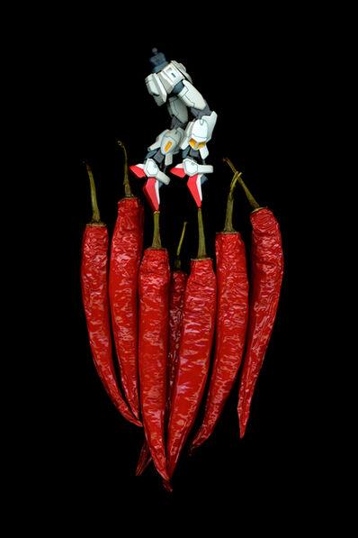 Angki Purbandono, 'The Chili Dancer', 2010