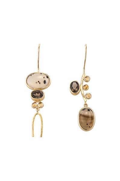 Janis Kerman, 'Earrings, E1690', 2019