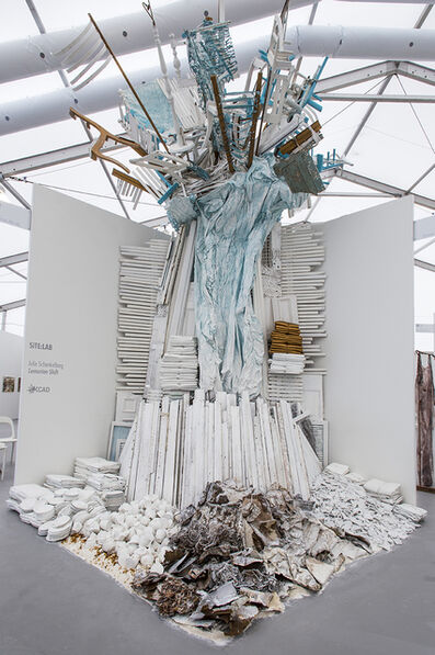 Julie Schenkelberg, 'Lemurian Shift', 2015
