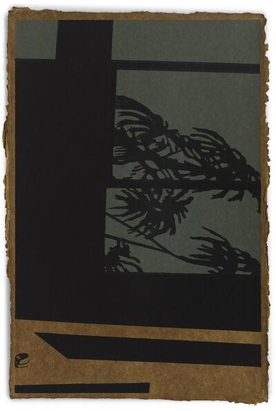 Rosalyn Bodycomb, 'insomniac print I', 2016