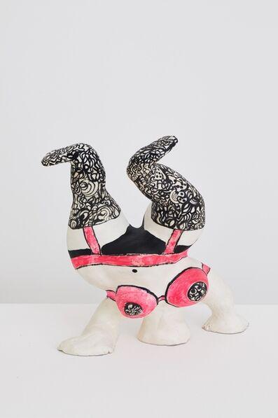Niki de Saint Phalle, 'Mini Nana acrobate', 1967