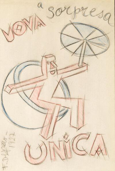 Fortunato Depero, 'Uova a sorpresa Unica', 1927