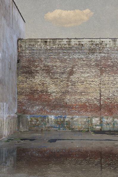 Marc Yankus, 'Empty Lot in the West Village', 2014