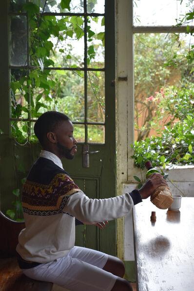 Nomusa Mtshali, 'Unkulunkulu Wayemenyiwe (God was Invited) IV', 2019
