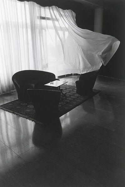 Eva Rubinstein, 'Curtains floating up, Ancona', 1978
