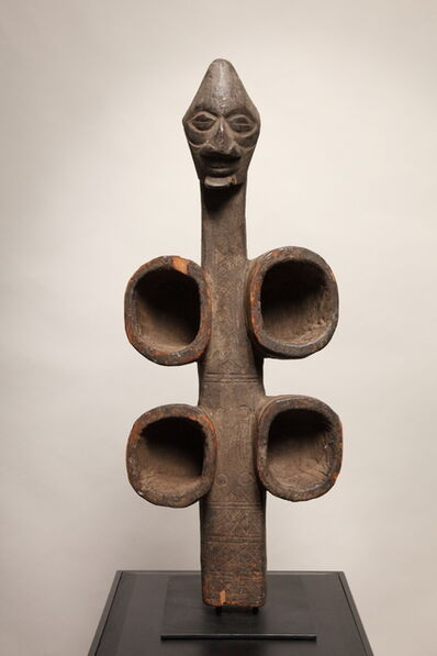 Unknown Songye, 'Congolese Songye Bellows Quad', Early 20th Century