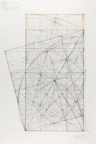 Mark Reynolds, 'Double Square Series: Roots and Harmonics', 2011