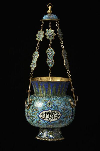 Unknown Artist, 'Mosque lamp', 19th Century
