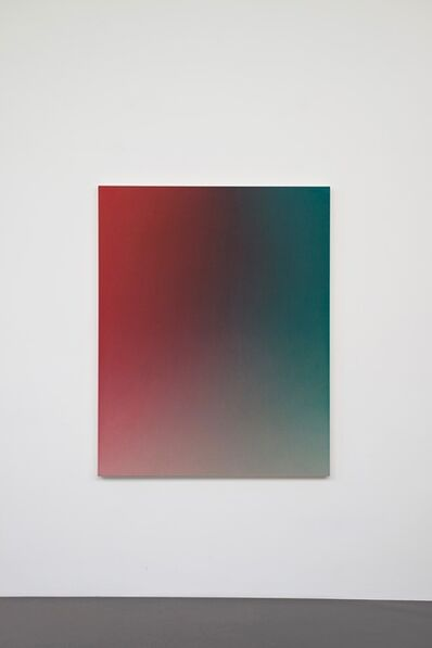 Oliver Marsden, 'Pyrrole Red Viridian Fade / OMS 606', 2016