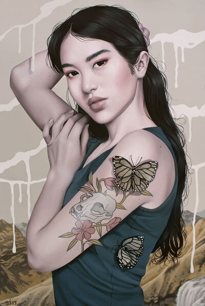 Sarah Joncas, 'From Ashes', 2019
