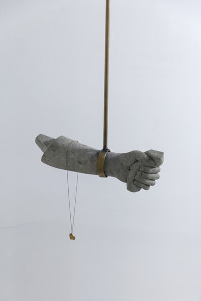Fabio Ranzolin, 'Fisting in the heart (introduction)', 2018
