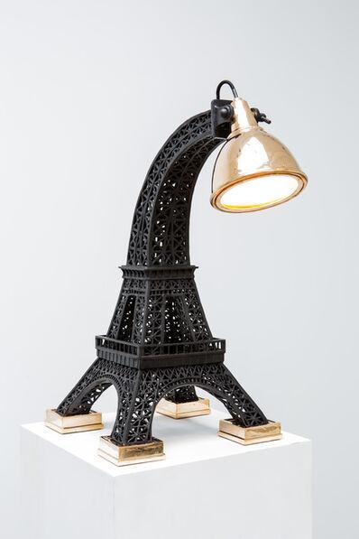 Studio Job, 'Eiffel Tower Lamp', 2012