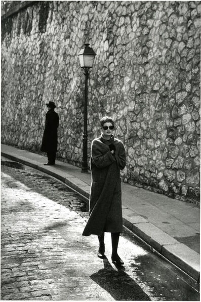 André Carrara, 'Rue de Paris', 1994