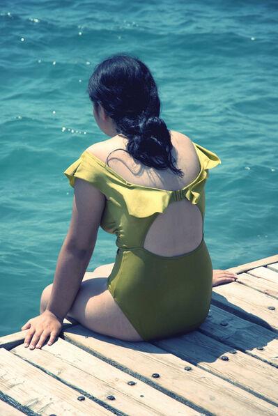 Ayline Olukman, 'Swimsuit Girl', 2018