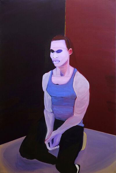 Richard Butler-Bowdon, 'The Counter - Tenor Study A', 2017
