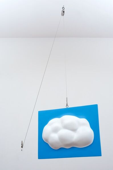 John Baldessari, 'Lead Cloud', 2017