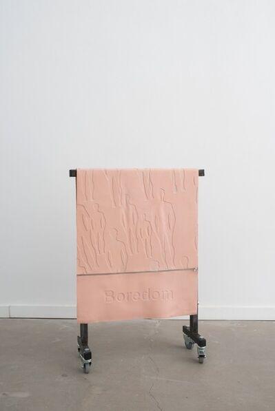 Sarah Derat, 'Boredom', 2018