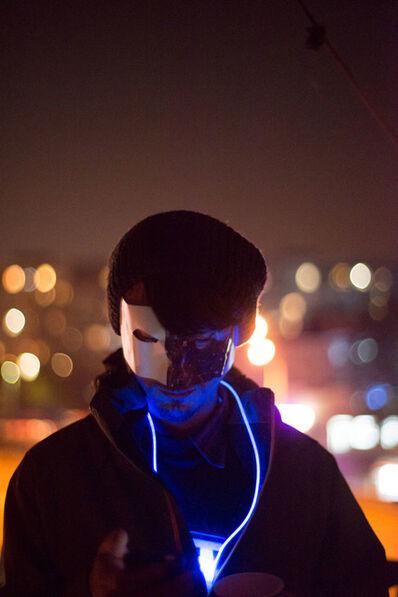 Tobias Zielony, 'LED', 2016-2017
