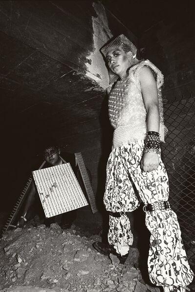 David Arnoff, 'David Arnoff, Michael Ochoa and Gerardo Velázquez of Nervous Gender', 1980