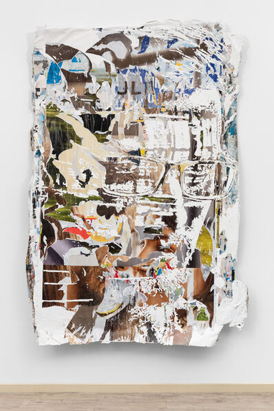 Vhils, 'Reflection Series #04', 2020
