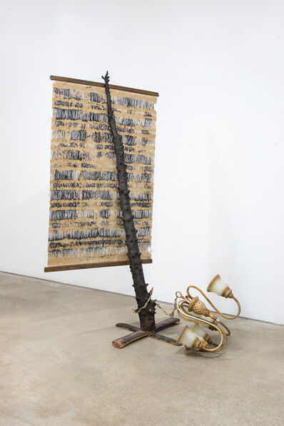 Daniel T. Gaitor-Lomack, 'Knowledge Ablaze', 2020