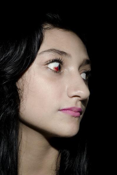 Adel Koleszar, 'Girl from Sinaloa, Culiacan, Mexico', 2017