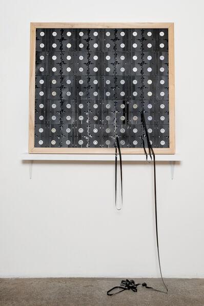 Mariángeles Soto-Díaz, 'VHS Tapes #2', 2016