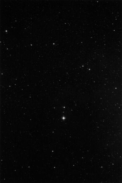 Thomas Ruff, '11h 42m/-40°', 1992