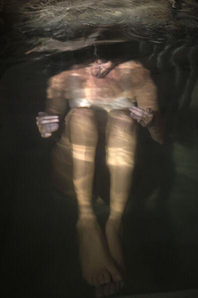 Tanya Habjouqa, 'She immerses', 2016