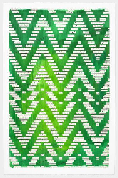 Carly Glovinski, 'Green Machine', 2018