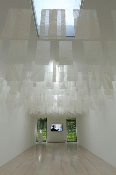 Lieven De Boeck, 'The White Flags', 2014