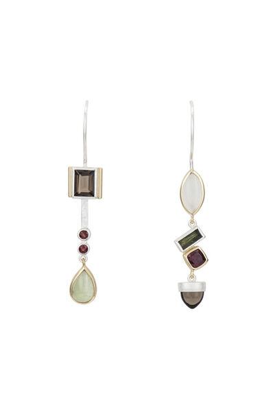 Janis Kerman, 'Earrings, E1693', 2019