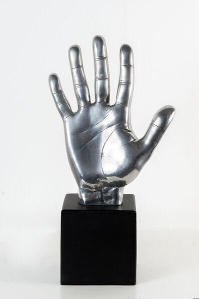 Lugán, 'Artist's Thermal Hand', ca. 1973