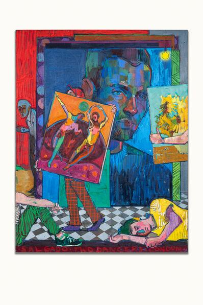 Andrew Salgado, 'Two Dancers', 2019