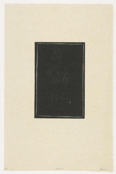 Linda Karshan, 'Desire Paths (plate I)', 2012
