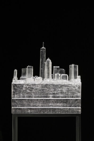 Norwood Viviano, 'Mining Industries: Prudential Center', 2015