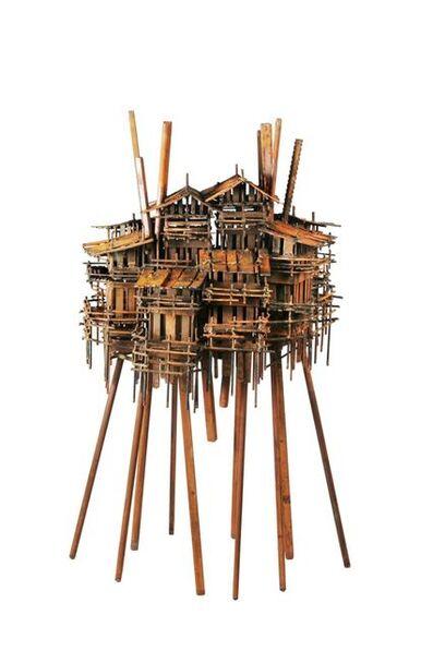 Fernando Suárez Reguera, 'Stilt house VI', 2021