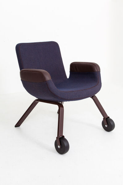 Hella Jongerius, 'UN Lounge Chair', 2014