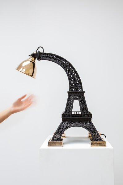 Studio Job, 'Eiffel Tower Lamp', 2012