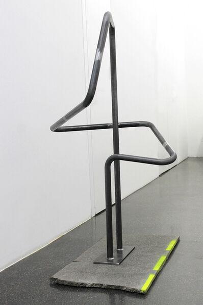 Sonia Leimer, 'Platzhalter', 2014