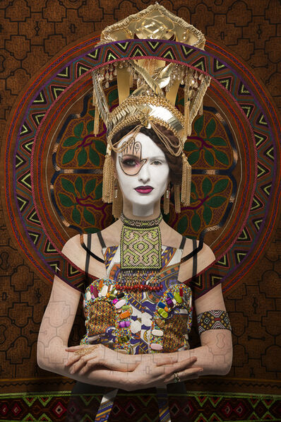 Visionary Art Project, 'Queen', 2015