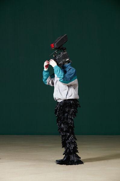Minouk Lim, 'L'homme à la caméra ', 2015