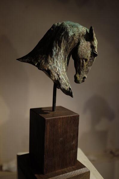 Nic Fiddian-Green, 'Into the Wind, maquette for 'Copenhagen'', 2018
