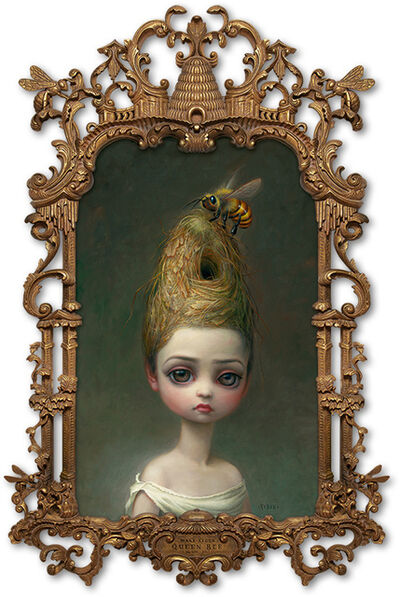 "Mark Ryden, '""Cámara de las Maravillas"", 2017, Signed/Edition xx/200, Exhibit Invitation, Contemporary Art Center of Málaga Spain', 2017"