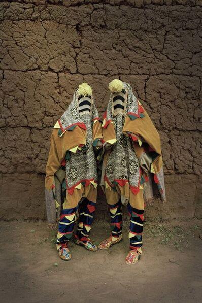 Leonce Raphael Agbodjelou, 'Untitled, Egungun Series', 2011