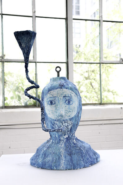 Aga Ousseinov, 'Self-Portrait While Schuba Diving', 2008