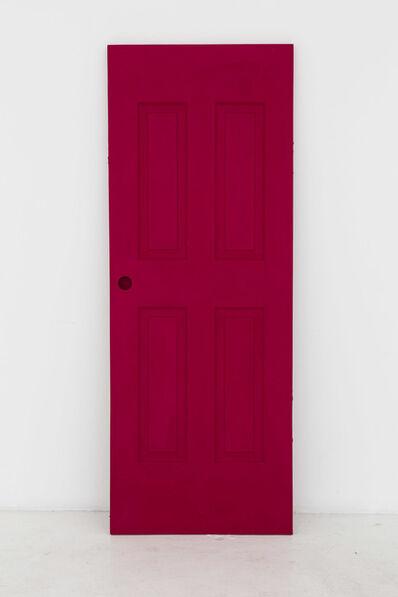 Mateo Tannatt, 'Untitled (Red door)', 2015